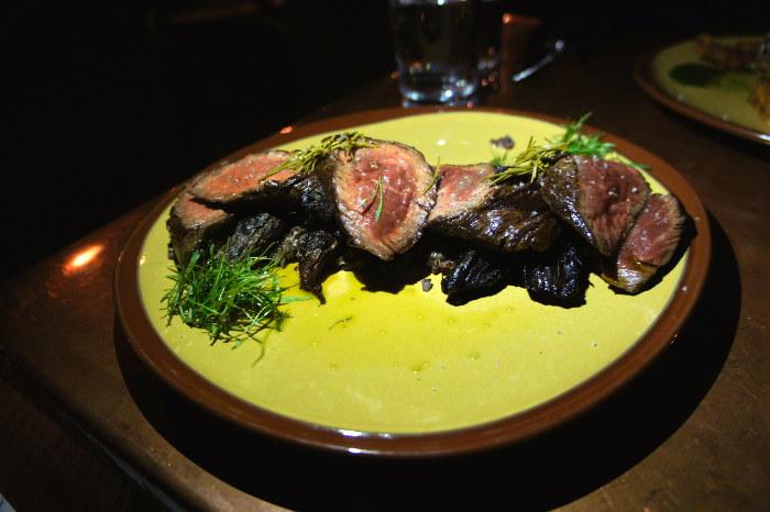 Hanger Steak at Buffalo Proper