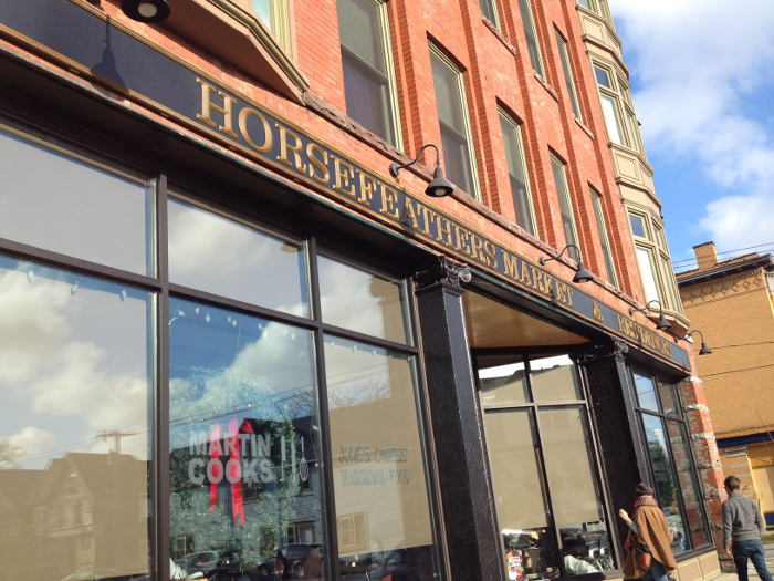 Horsefeathers / Photo by Jessica Kelly