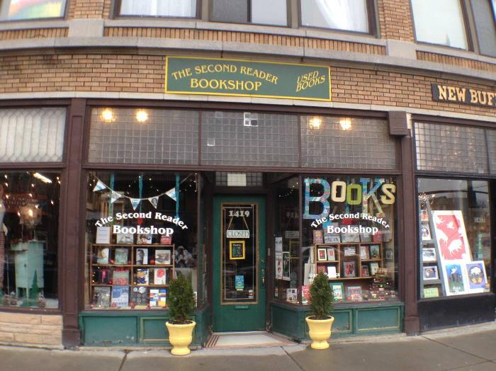 The Second Reader Bookshop