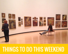 Things to do this weekend in Buffalo & WNY