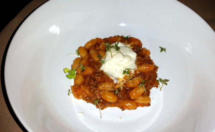 boar/burrata gnocchetti, Step Out Buffalo, best restaurants in buffalo, restaurants in buffalo, buffalo restaurants, where to eat in buffalo, where to eat in North Buffalo, BOSS, Buffalo's Original Steak & Seafood, Steakhouse in buffalo, steakhouse in north buffalo, best steakhouses in buffalo