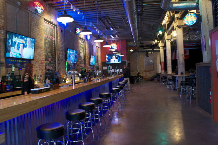 Buffalo Iron Works, step out buffalo, march madness, where to watch basketball games, where to watch the game, bars to watch the game, bars in buffalo, best bars in buffalo, best sports bars in buffalo, where to watch march madness, march madness
