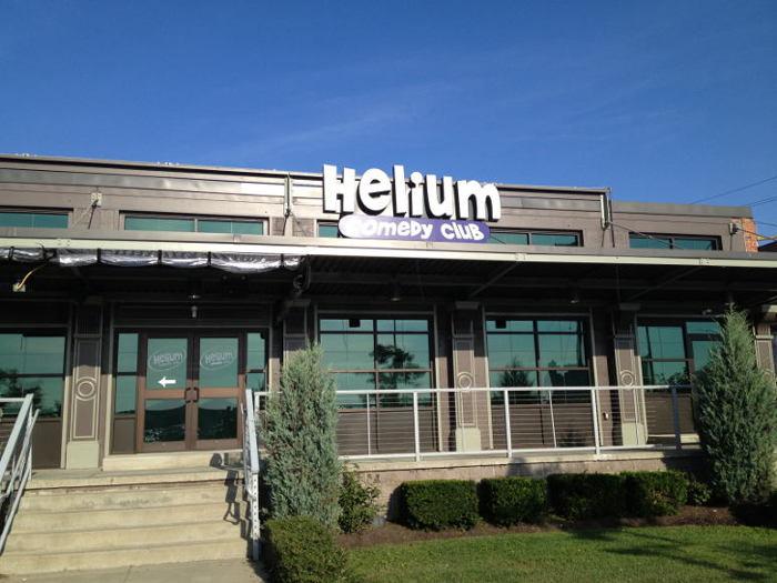 Helium Comedy Club in Buffalo