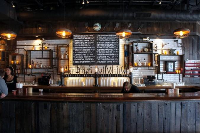 bar, taps, beer, beer on draft, beer bar, beer bars in buffalo, Step Out Buffalo, new restaurants in buffalo, buffalo restaurants, burgers in buffalo, where to get burgers in buffalo, things to do in buffalo, things to do in western new york, burgers and fries, Allentown, Allen Street, buffalo food, bars in buffalo, cool bars in buffalo, new bars in buffalo