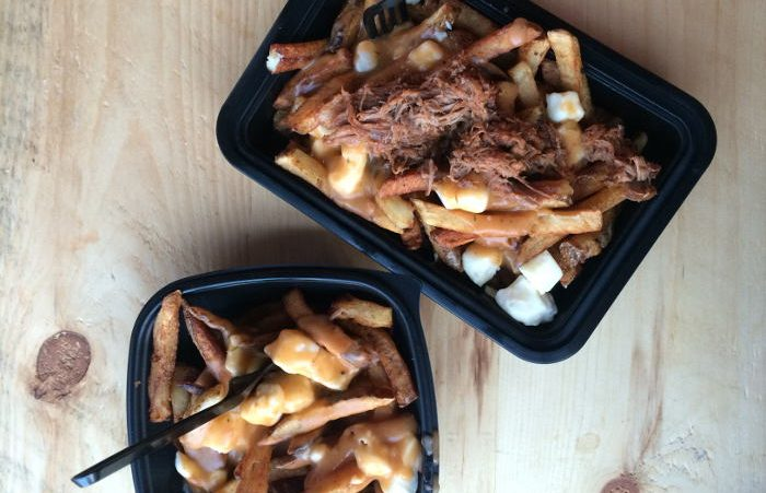 Traditional Poutine & Pulled Pork
