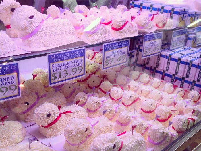 The Broadway Market in Buffalo, NY