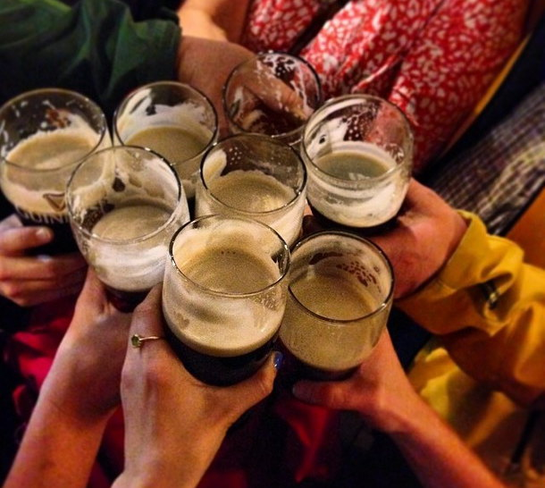 Your Lucky Drinking Guide to Sunday's Buffalo St. Patrick's Day Parade