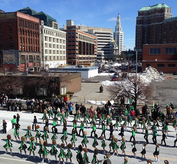 Step Out Buffalo, St. Patrick's Day, St. Patrick's Day in Buffalo, Buffalo, things to do in buffalo, parade, St. Patrick's Day Parade, Irish Dancers, Buffalo NY