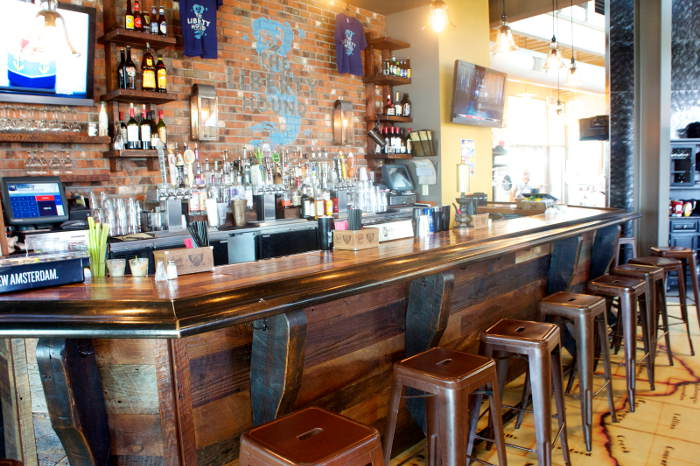 Liberty Hound Bar
