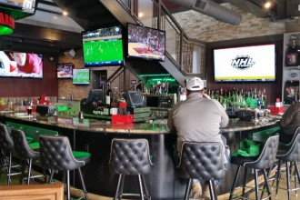 bada bing, bar, step out buffalo, march madness, where to watch basketball games, where to watch the game, bars to watch the game, bars in buffalo, best bars in buffalo, best sports bars in buffalo, where to watch march madness, march madness