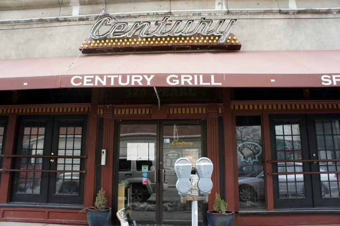 century grill, bar, step out buffalo, march madness, where to watch basketball games, where to watch the game, bars to watch the game, bars in buffalo, best bars in buffalo, best sports bars in buffalo, where to watch march madness, march madness