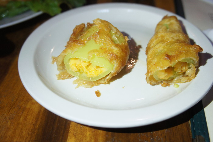 Swannie House Deep Fried Stuffed Peppers