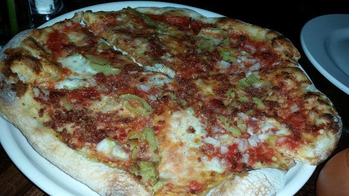 Trattoria Aroma Pizza