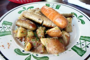 Ulrich's Tavern Oktoberfest Plate, Step Out Buffalo
