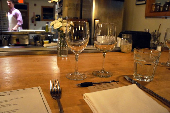 Step Out Buffalo - Vine & Dine III dinner at Elm Street Bakery
