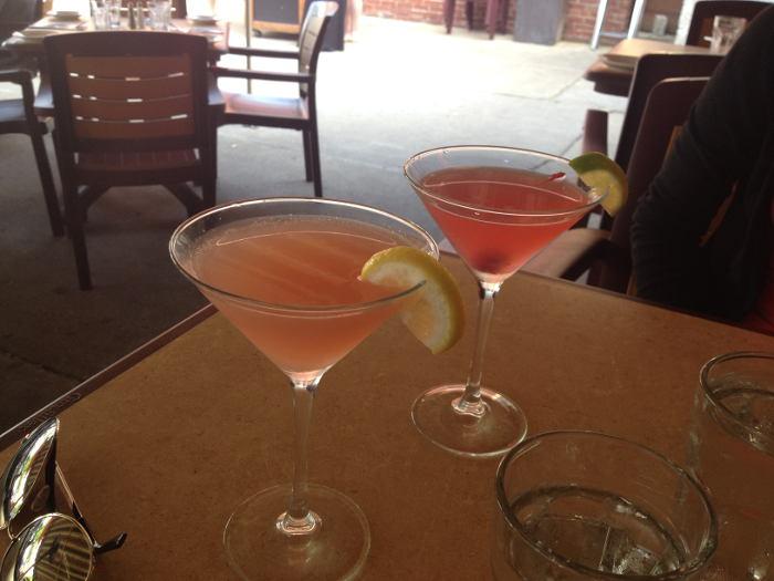 Martinis at Cecelia's in Buffalo NY - Happy Hours in WNY