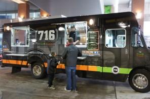 716 Club House Food Truck in Buffalo, NY - Portobello Philly