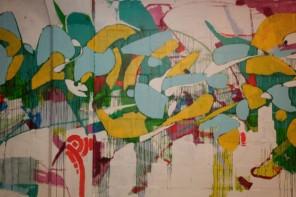 Cyclic Succession by Nate Hodge at Hi Temp Fab Gallery