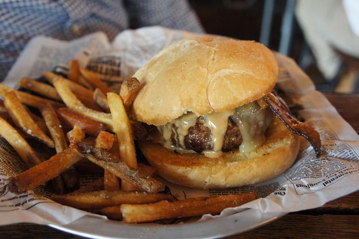 Jiffy Burger at A.B.V., Allen Burger Venture, Buffalo NY, Step Out Buffalo