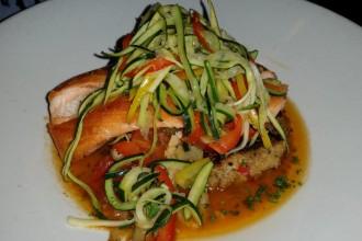 Black Rock Kitchen and Bar Salmon