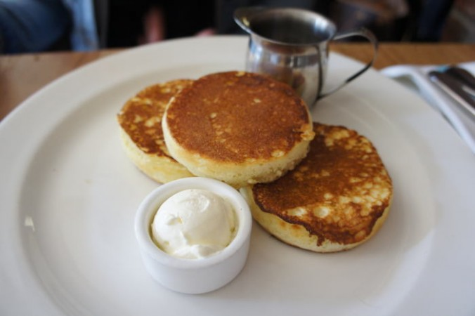 Pancakes / Photo x Step Out Buffalo