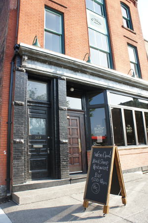 The Black Sheep Brunch on the West Side in Buffalo NY