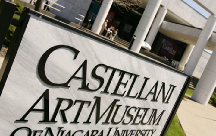 castellani art museum, Buffalo, Niagara University, Niagara Falls, art, museum, things to do wny