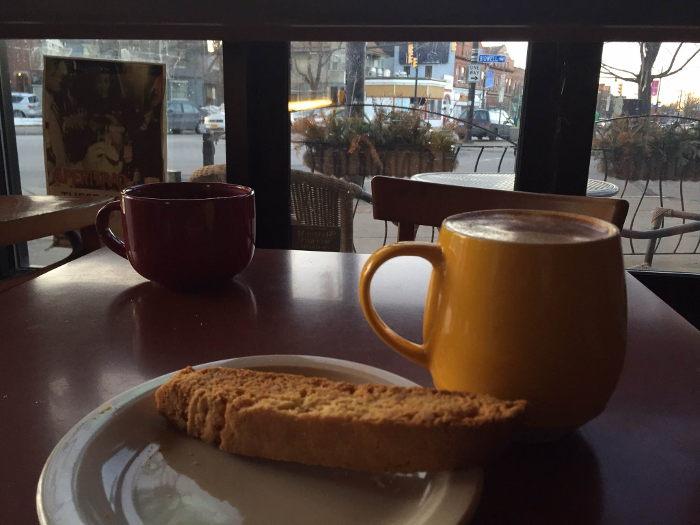 Cafe Aroma - Best Coffee Shops in Buffalo NY