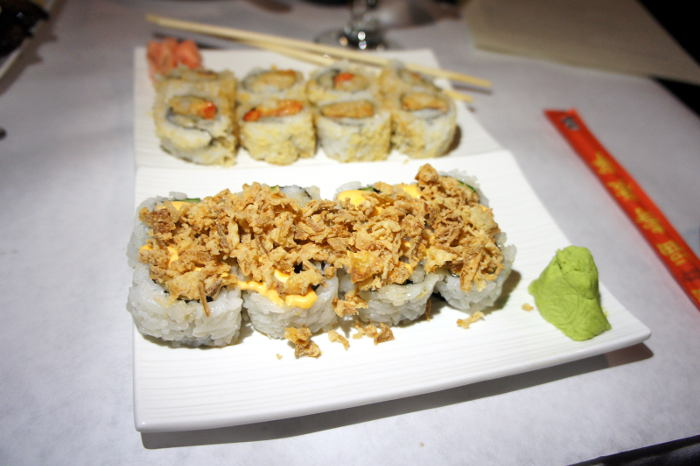 Sushi Night at Encore Restaurant and Bar
