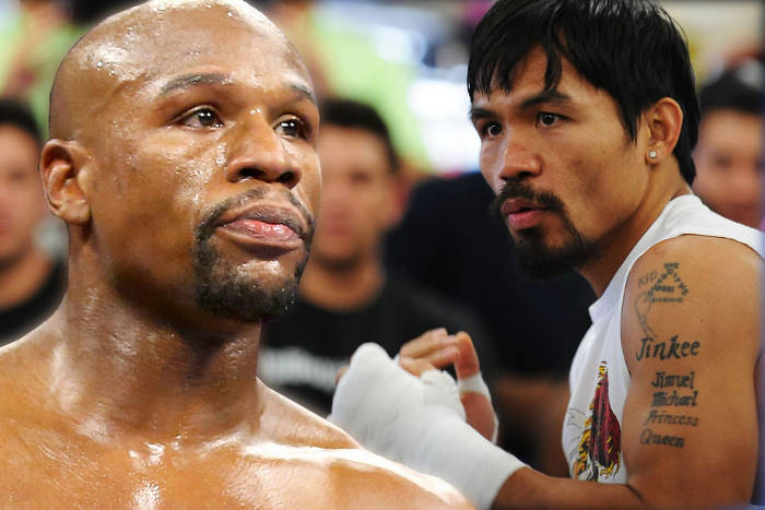 Pacquaio - Mayweather, Buffalo, Fight, boxing, TV