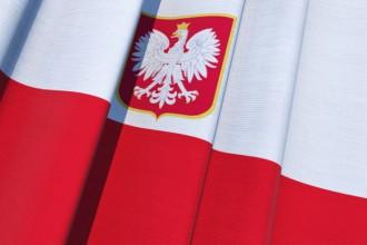 Dyngus Day parties in Buffalo, NY - Polish flag