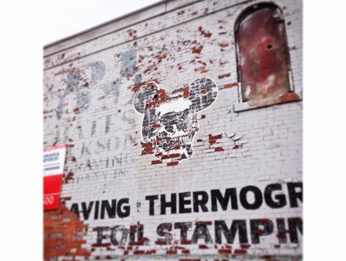 Street Art in Buffalo NY