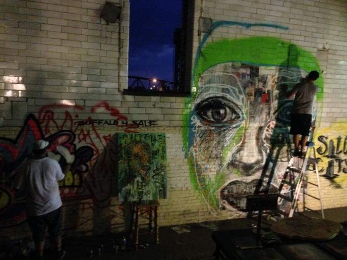 Silo City - Street Art in Buffalo, NY