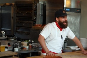 Tapas Night at Elm Street Bakery - Step Out Buffalo, Chef Brad Rowell