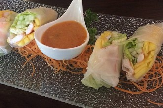 Orchid Sushi & Thai Summer Rolls - Best Thai in Buffalo, NY