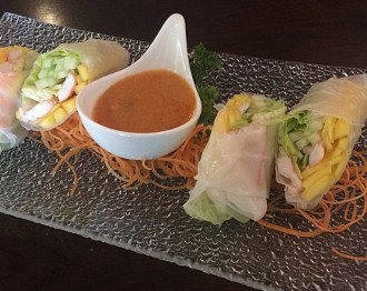 Orchid Sushi & Thai Summer Rolls - Best Thai in Buffalo, NY