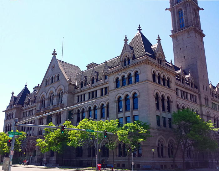 The Old Post Office on Explore Buffalo Architecture Tour