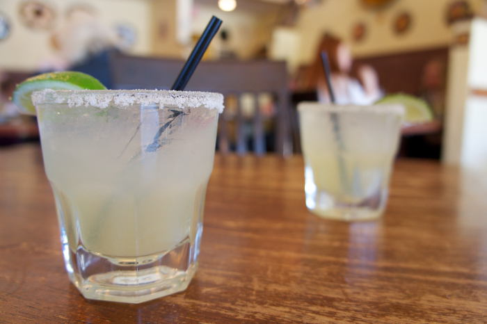 Margaritas at Arriba Tortilla - Best Mexican Restaurants in Western New York