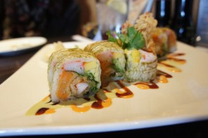 Sushi in Buffalo