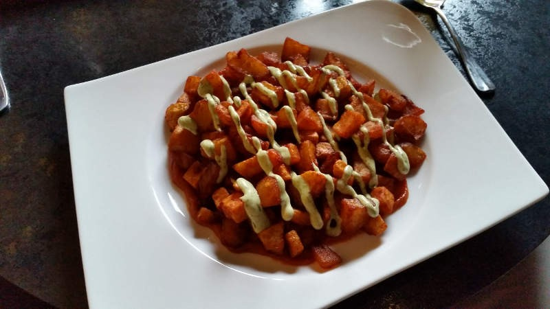 Potatos Bravas