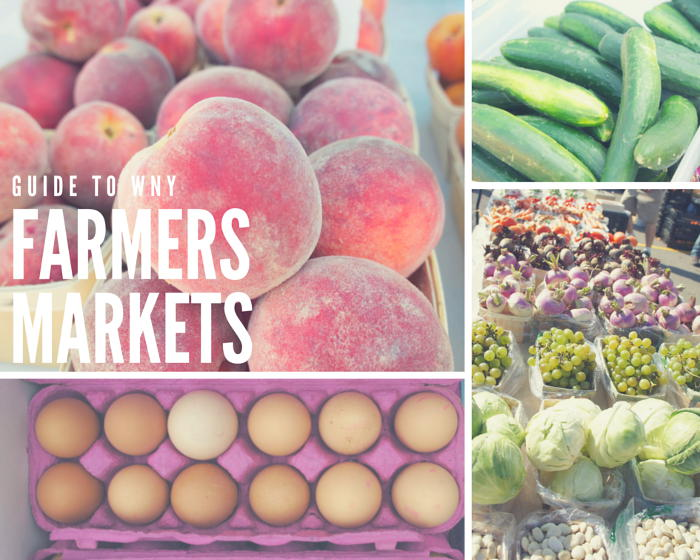 Buffalo's Best Guide to WNY Farmers Markets