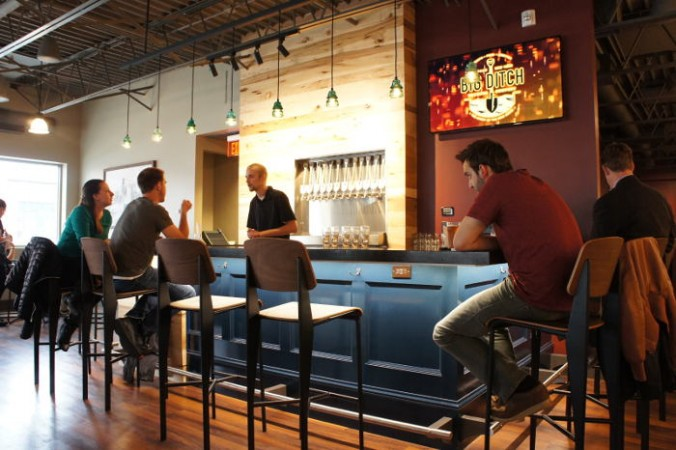 Big Ditch Brewing Co. in Buffalo NY -