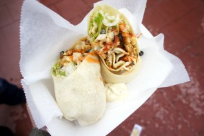 Flaming Fish Food Truck in Buffalo NY - Fiesta Taco
