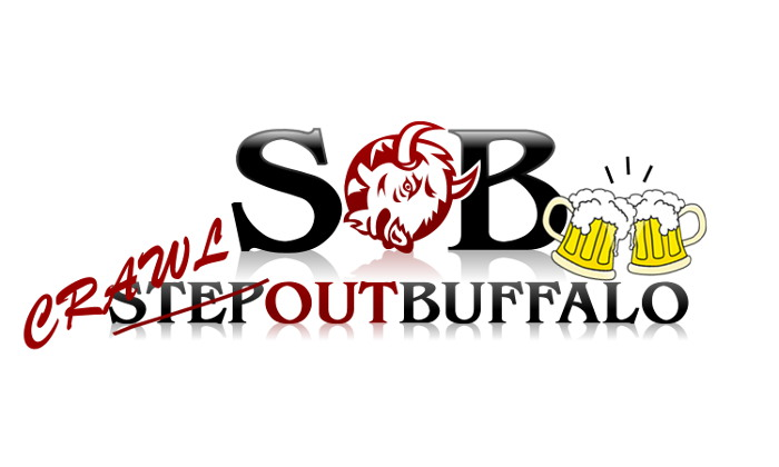 Crawl Out Buffalo Logo 3