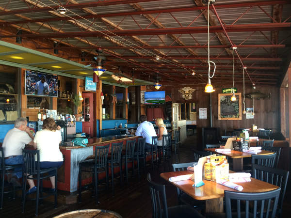 Public House on the Lake Serves Up Best Views in Town - Step Out Buffalo