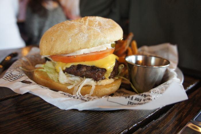 Allen Burger Venture, ABV, Burgers, Buffalo NY, Allentown, Step Out Buffalo
