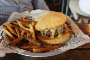 Peanut Butter Burger at Allen Burger Venture