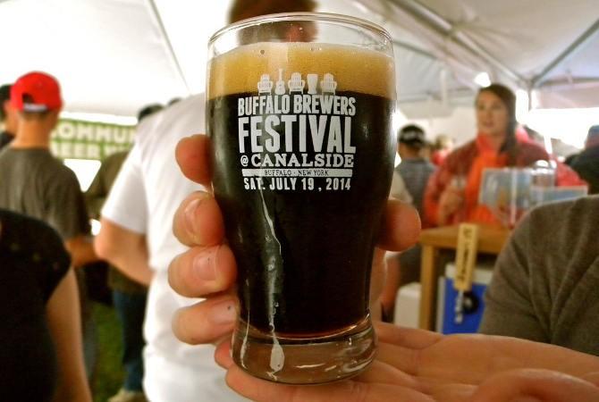 buffalo brewers fest, canalside, buffalo, step out Buffalo