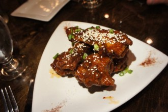 Duck Wings, Griffon Gastropub, Clarence NY, Step Out Buffalo