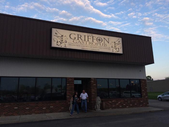 Griffon Gastropub, Clarence NY, Step Out Buffalo